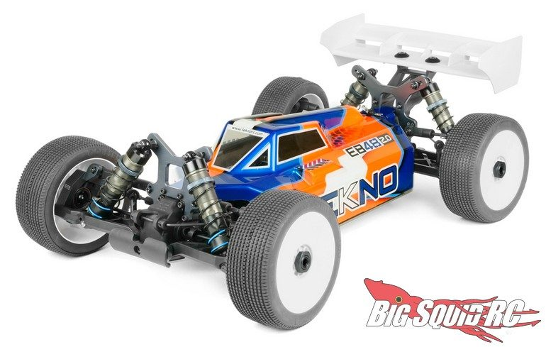 Tekno RC EB48 2.0 8th 4WD Electric Buggy Kit