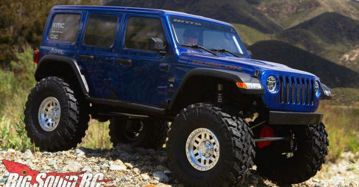 Axial Racing SCX10 III Jeep JL Wrangler Portals Kit