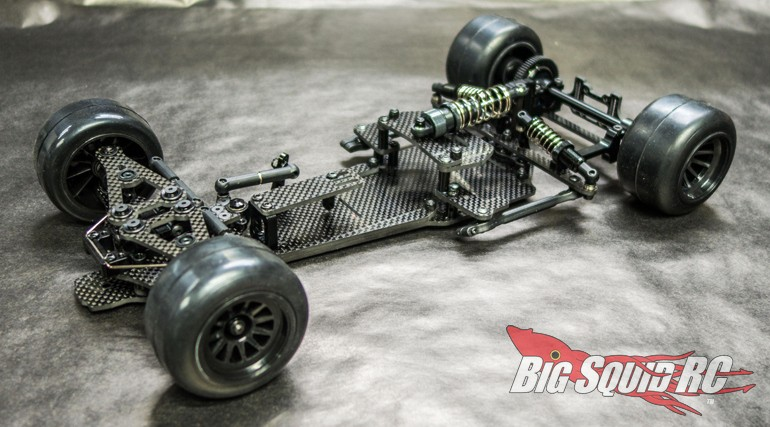 Carisma CRF-1 2WD F1 Chassis Kit