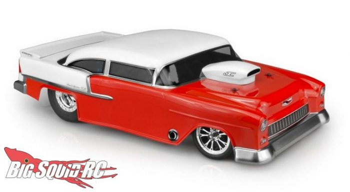 JConcepts 1955 Chevy Bel Air Drag Eliminator Body