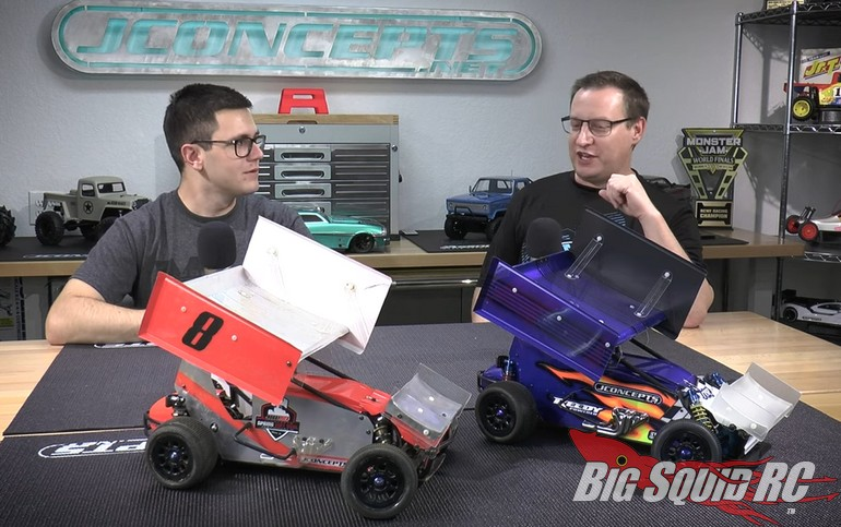JConcepts Motorama 2020 Oval Racing Video