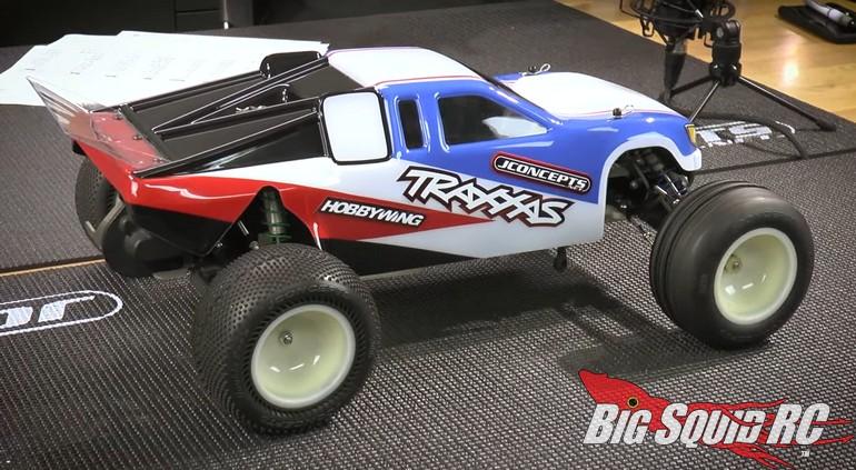 Traxxas SRT Racing Truck