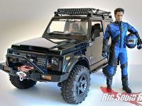 Kaioz RC Model Studio Scale Realistic Male Driver Figures
