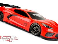 PROTOform Chevrolet Corvette C8 Clear Body