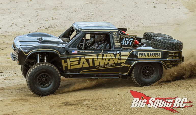 Pro-Line 1967 Ford F-100 Heatwave Edition Race Truck Body