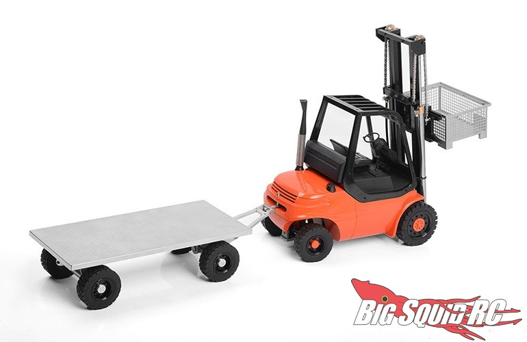 RC4WD 14th Scale Forklift Trailer