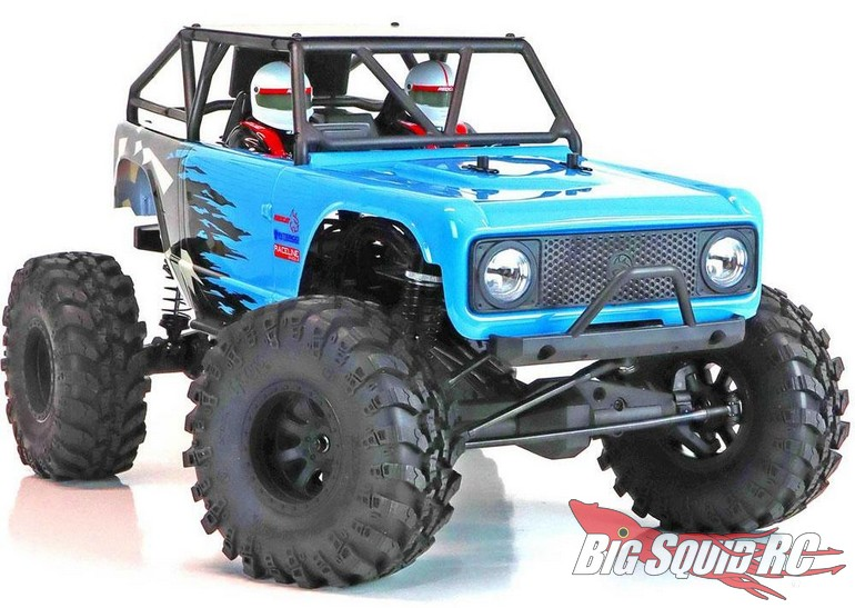 Redcat Racing Wendigo Brushless Rock Racer RTR