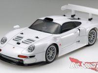 Tamiya Porsche 911 GT1 Street
