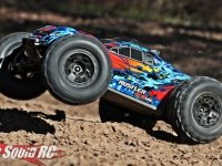 Traxxas Sledgehammer RC Tires