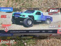 Unboxing Falken Edition Losi Tenacity TT Pro RTR