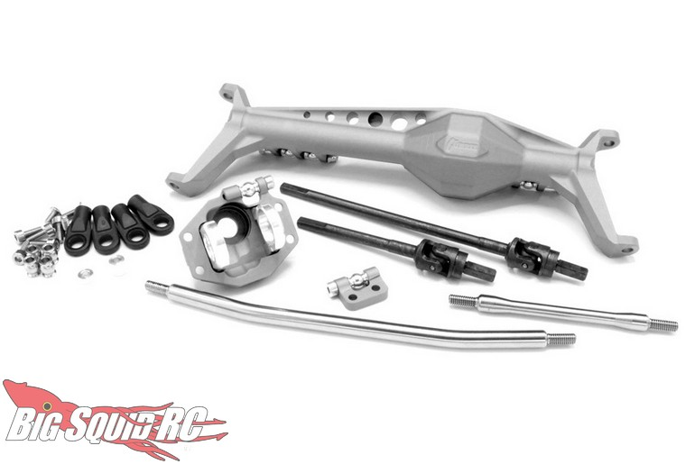 Vanquish Products Currie F9 Front Axle Axial Capra