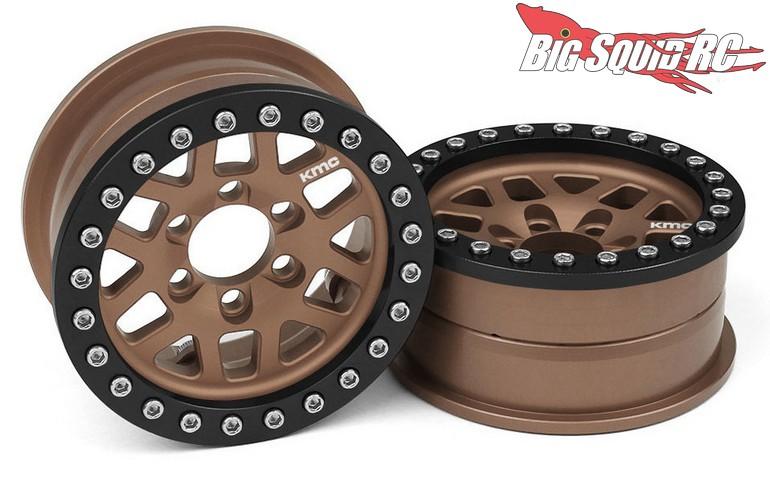 Vanquish Products KMC 2.2 XD229 Machete Wheels Bronze