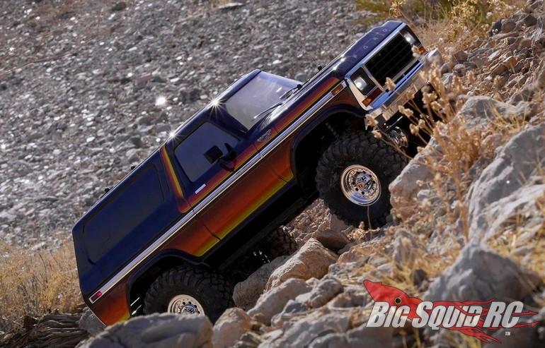 Video Traxxas Ford Bronco