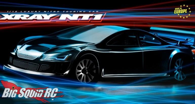 2021 XRay NT1 Nitro Touring Car Kit
