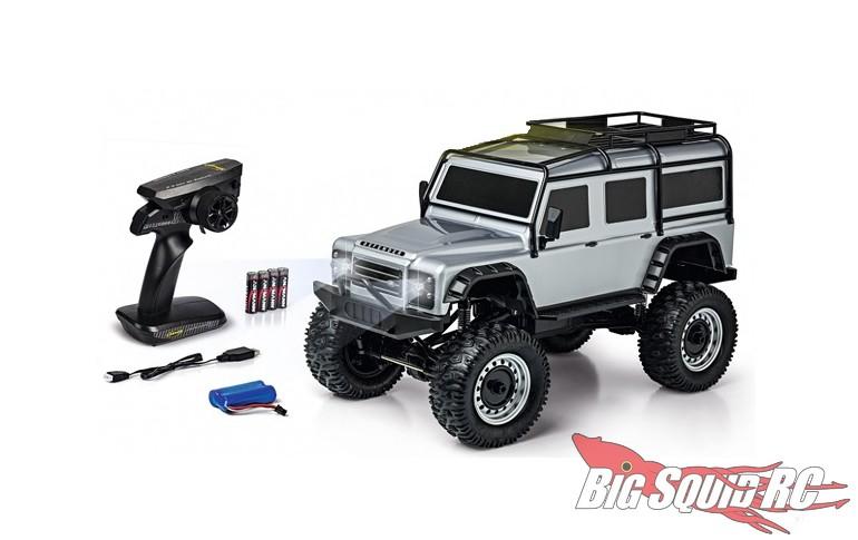 Carson Modelsport 8th Land Rover Defender Scale Rock Crawler