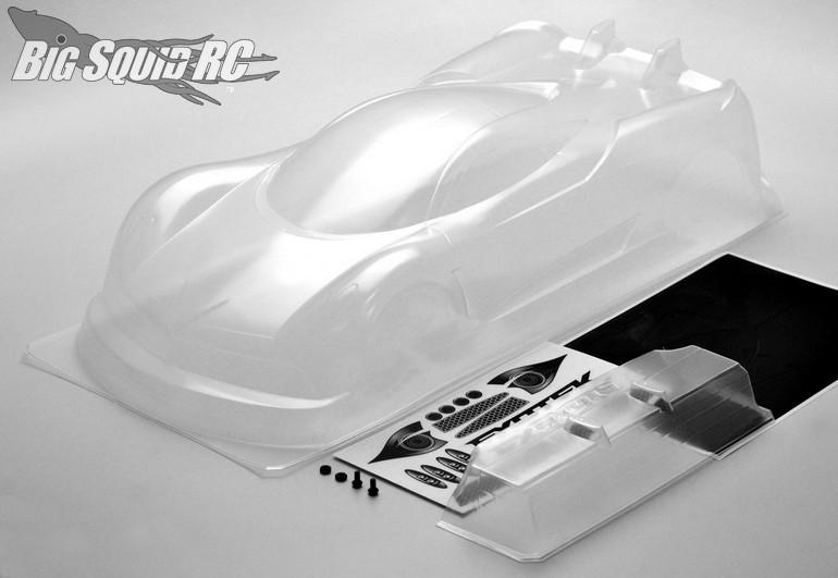 Exotek P1-Z USGT Clear Race Body