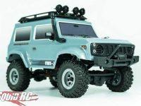 Hobby Plus RC Mini Scale Rock Crawler