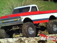 JConcepts Chevy C10 Scale Crawler Video