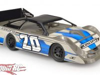 JConcepts L8D Decked Late Model Body