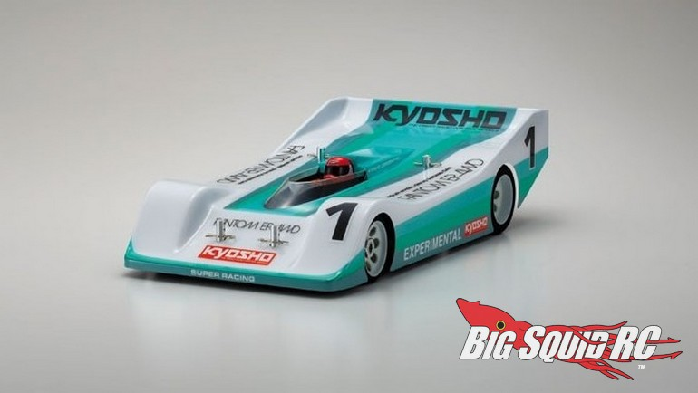 Kyosho 12th Scale Fantom On-Road Kit