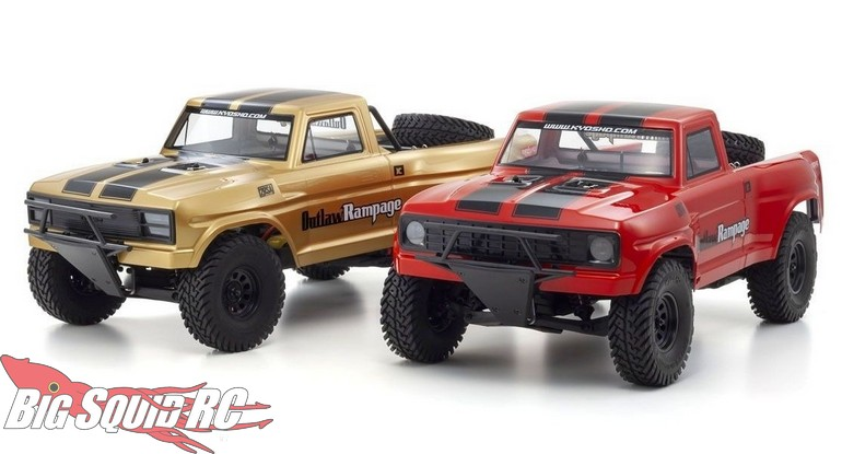 Kyosho Outlaw Rampage PRO Type 2