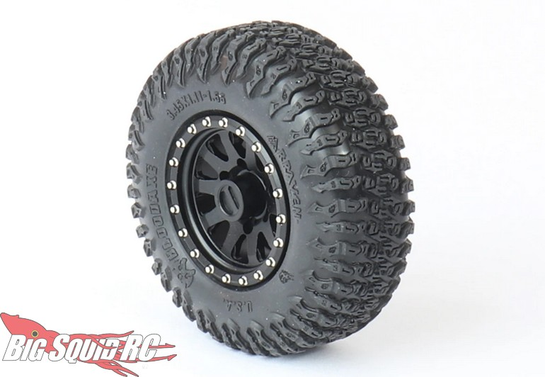 Pitbull 1.9 Braven Bloodaxe Scale Off-Road Tires