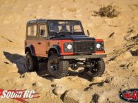 RC4WD Autobiography Limited Edition 2015 Land Rover Defender D90 Gelande II RTR