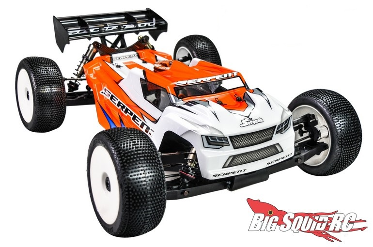 Serpent SRX8-T Nitro Truggy Kit