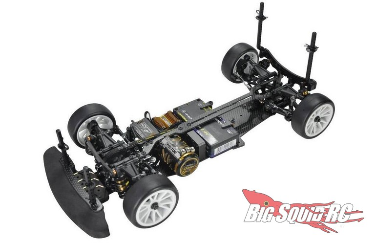 Serpent X20FWD Touring Car Kit