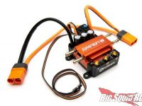 Spektrum Firma 130 Amp Smart Brushless Marine ESC