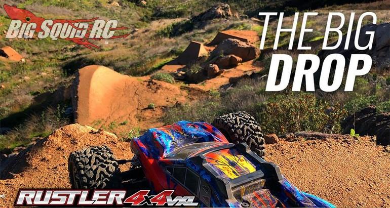 Traxxas Rustler 4x4 VXL Big Drop Video RC