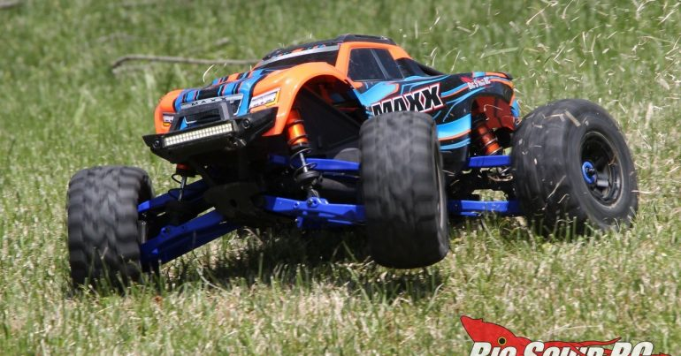 Traxxas WideMaxx Suspenion Kit Maxx Review