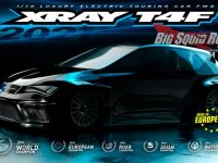 XRay T4F 2021 FWD Touring Car