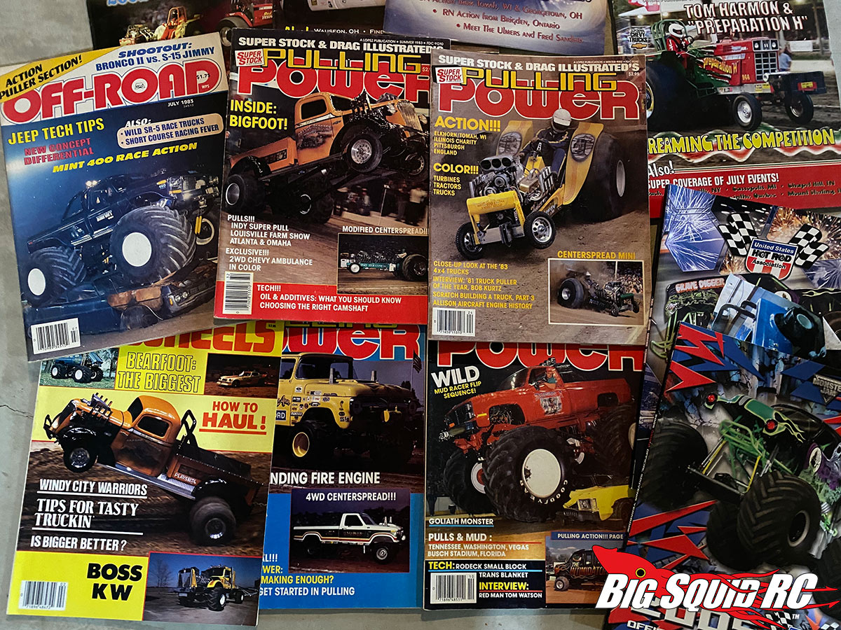 Monster Truck Madness Movin Blues Big Squid Rc Rc Car And Truck News Reviews Videos And More