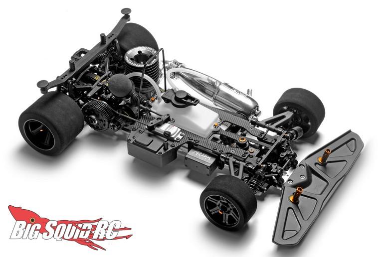 2021 XRay RX8 Nitro 8th Scale On-Road Kit