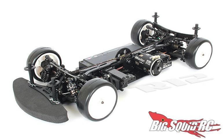 ARC R12 4wd Touring Car Kit