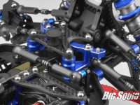 JConcepts Aluminum Steering Bell-Crank The Associated B74