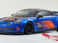 Kyosho Alpine GT4 FW06 Nitro