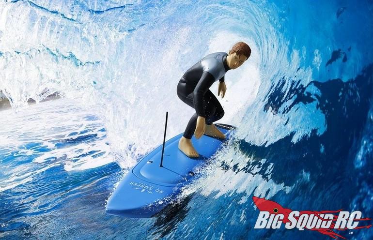 Kyosho RC Surfer4 Video