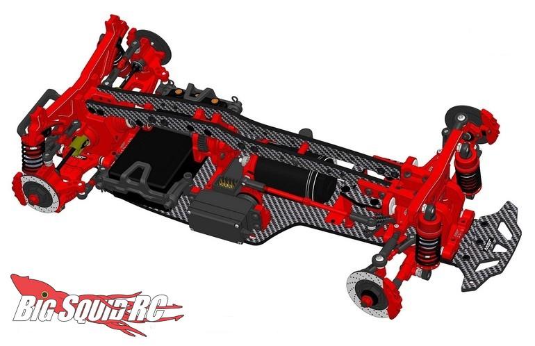 MST FMX 2.0 KMW Drift Car