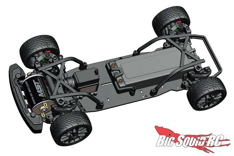 Max Speed Technology TCR Series M-Class Kit