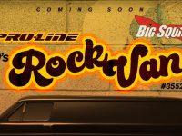 Pro-Line '70s Rock Van Clear Rock Crawler Body