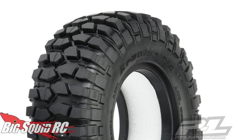 "Pro-Line Class 0 BFGoodrich Krawler T/A KX 1.9"" 3.85 Tires"
