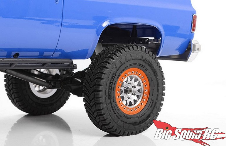 RC4WD Michelin Agilis C-Metric 1.9 Tires