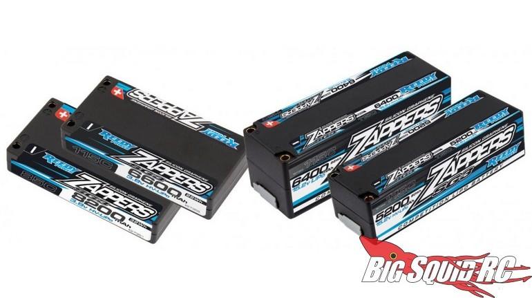 Reedy Zappers LiPo Batteries