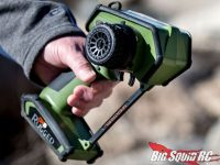 Spektrum DX5 Rugged Transmitter Green