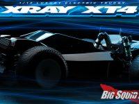 2021 XRay XT4 1/10 4wd Stadium Truck Kit