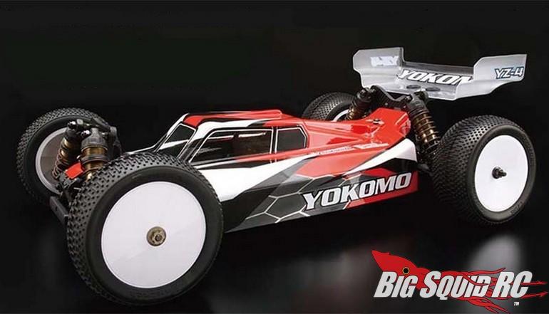 Yokomo YZ4-SF2 Buggy Kit