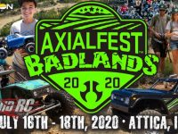 Horizon Hobby Axialfest Badlands 2020
