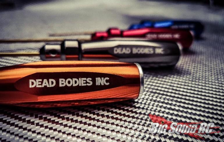 Dead Bodies DeadTuff Hex Drivers